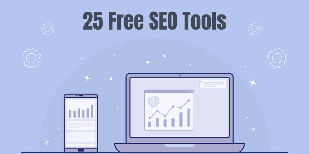 25 Free SEO Tools