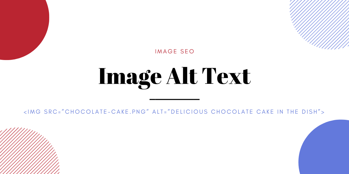 Alt text for image: How to do Image SEO to get more traffic?