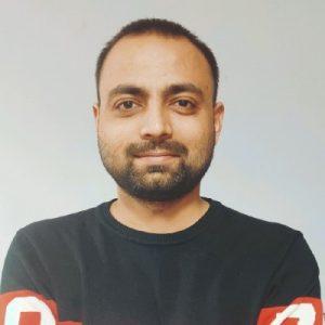 Viken Patel, Digital Marketing Consultant, Surat, India